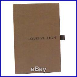 Auth Louis Vuitton Gold-tone Monogram Flower Ivy Bag Charm Key Chain Ring H1036