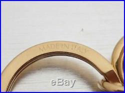 Auth Louis Vuitton Porte Cles LV New Web Bag Charm Multicolor/Goldtone e42524