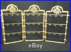 Egg Charms By Joan Rivers Faberge With 3 Goldtone Gate Holders