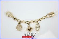 Hermes Breloque Olga Gold Tone Charm For Kelly Or Birkin Bag