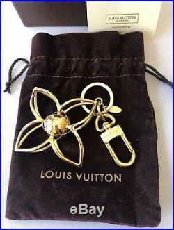 Louis Vuitton Large Gold-tone Sphere Bag Charm