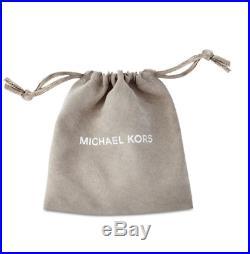 MICHAEL KORS MKJ3509710 Brilliance Gold Tone Crystal Cuff Bracelet MKJ3509