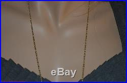 MICHAEL KORS MKJ3521710 Crystal Pave Double Matchstick Goldtone Necklace Jewelry