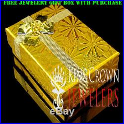 Mens Genuine Diamond Jesus Face Piece Frame Style Pendant Charm 10K Gold Finish
