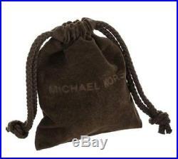 New Michael Kors Rose Gold Tone, Chain Link+large Padlock Charm Bracelet Mkj4629