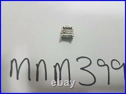 Pandora PRINCESS PEA CHARM Gold Silver Two-tone 925 14k ALE RARE RETIRED