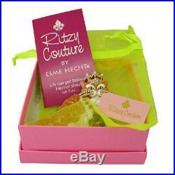 Ritzy Couture Halloween Trick or Treat Spider Skull Pumpkin Bracelet (Goldtone)